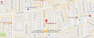 Via Teodosio 12 Milano